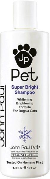 John Paul Pet® Super Bright Shampoo 473,2ml