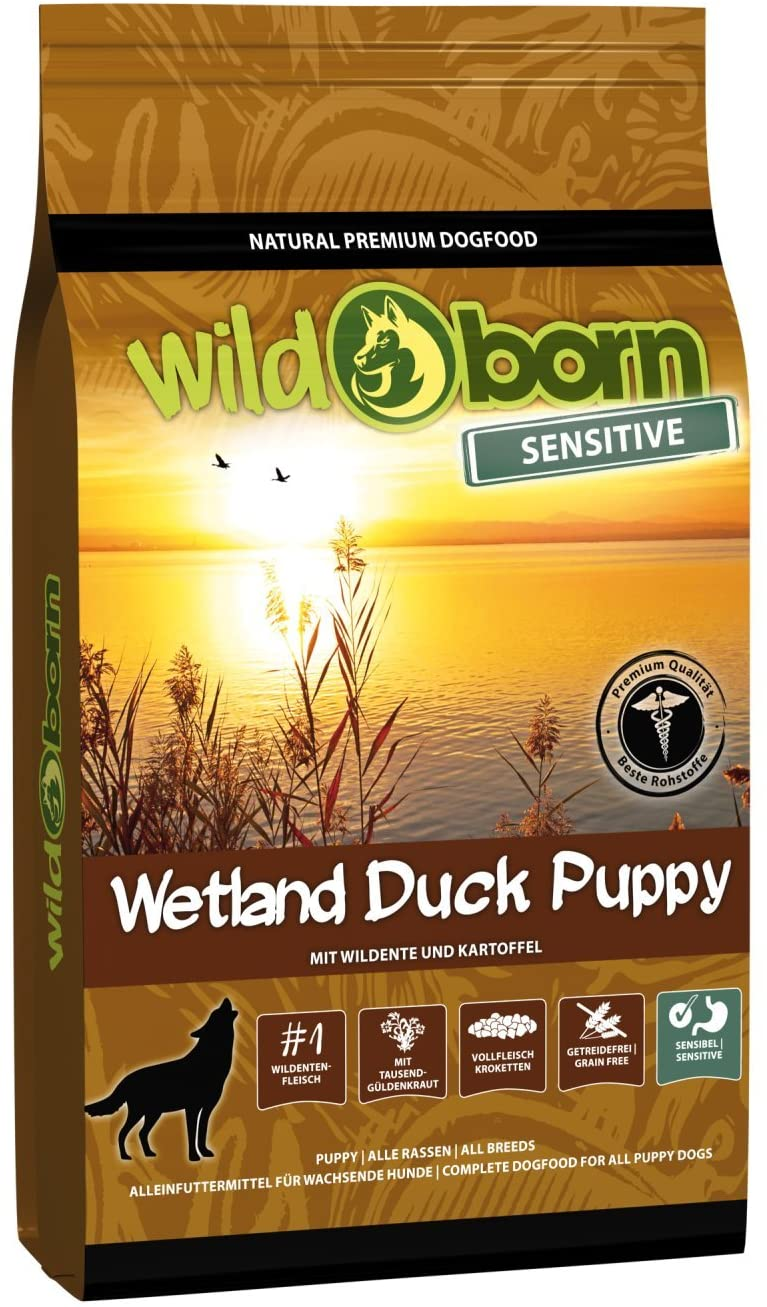 Wildborn Wetland Duck Puppy Sensitive