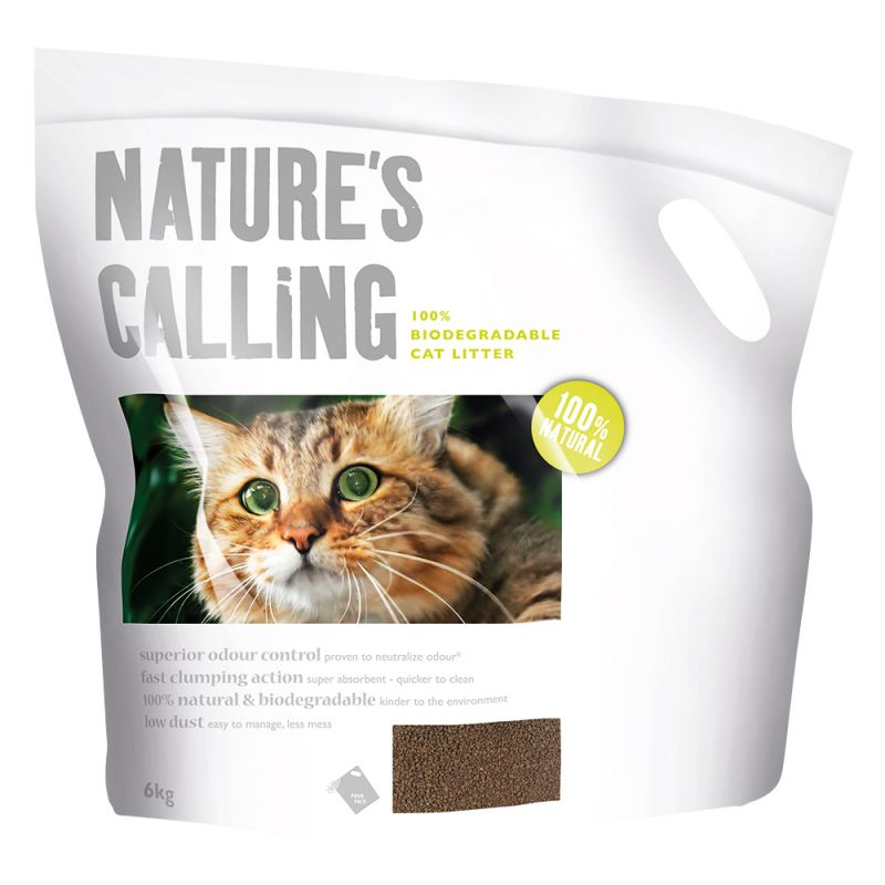 Applaws Cat Streu Natures Calling