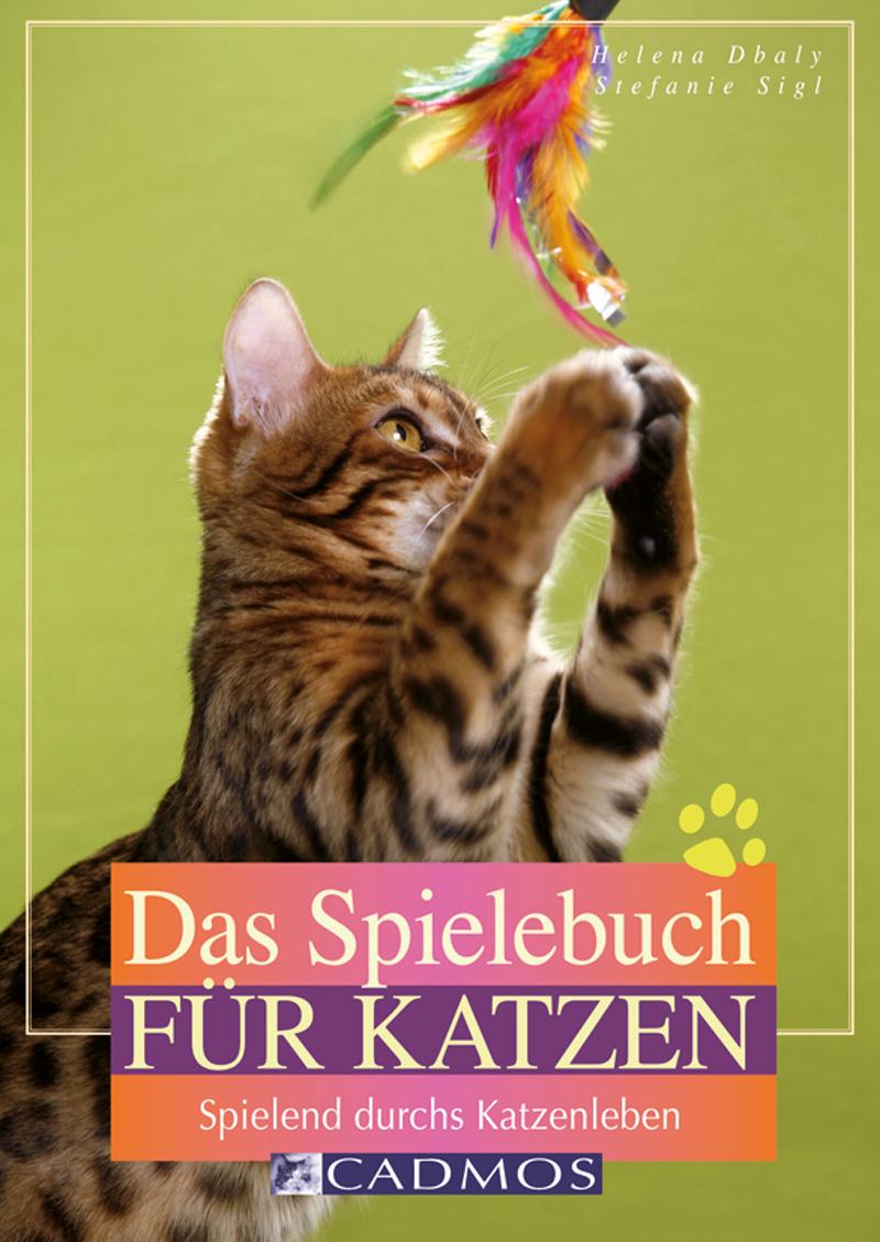 """Cadmos - Das Spielebuch für Katzen """"Dbaly / Siegl"""""""