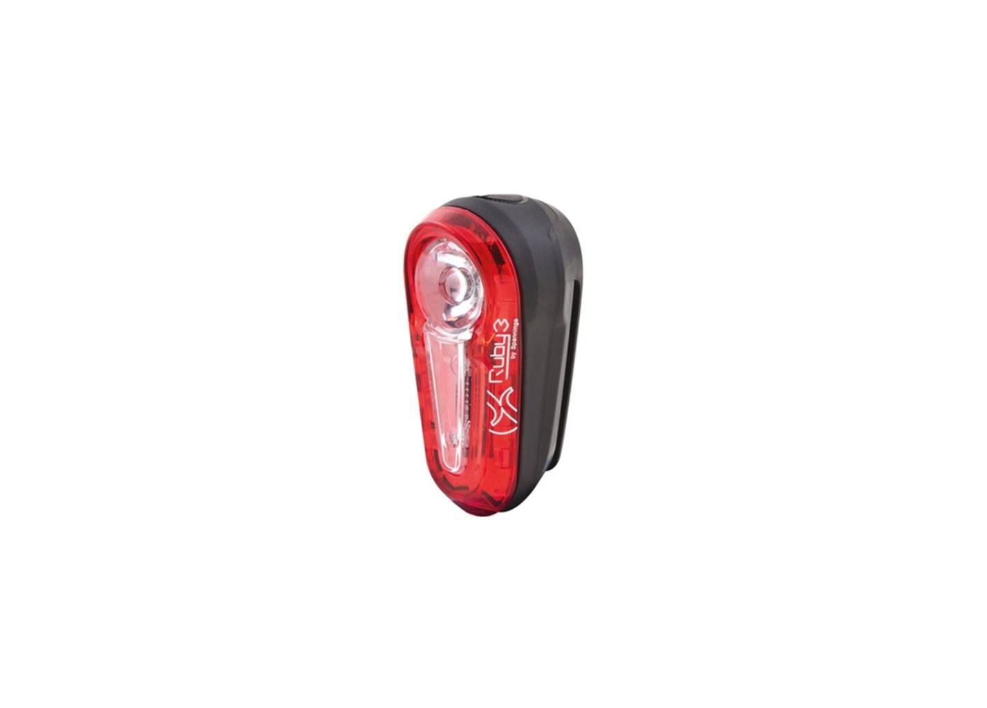 Croozer ACC CRO Batterierücklicht rot
