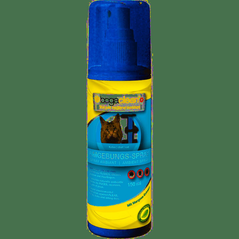 Bogaclean Umgebungs-Spray Katze 150ml