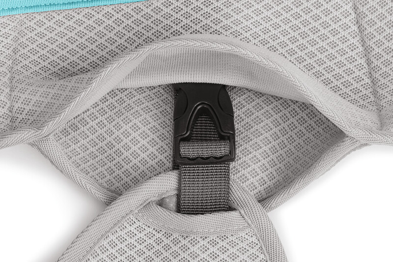 Ruffwear Swamp Cooler Cooling Vest Graphite Gray