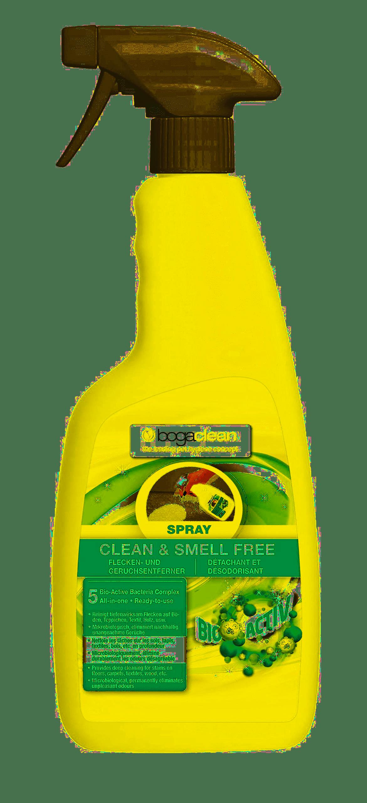 Bogaclean Clean & Smell Free Spray 750ml
