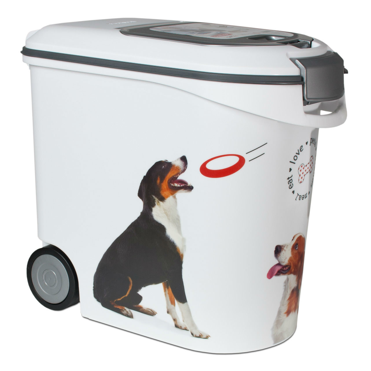 Curver Futtercontainer Hund