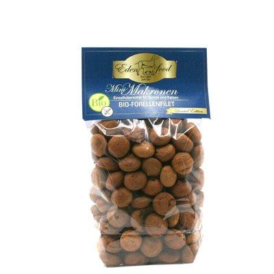 Edenfood Leckerli Bio-Forellenfilet Mini-Makronen 100g