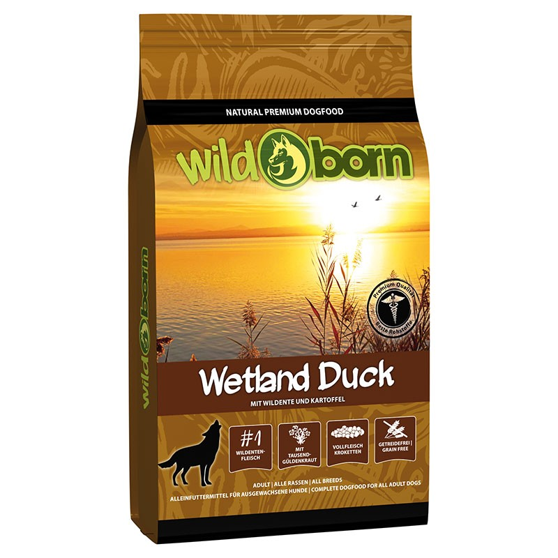 Wildborn Wetland Duck Adult