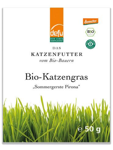 Defu Bio-Katzengras 50g