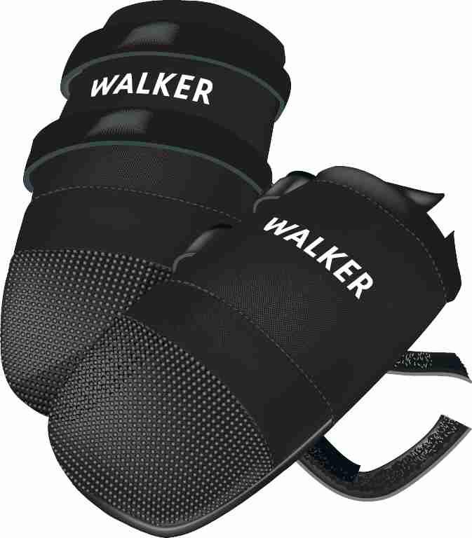 Trixie Pfotenschutz Walker Care, schwarz