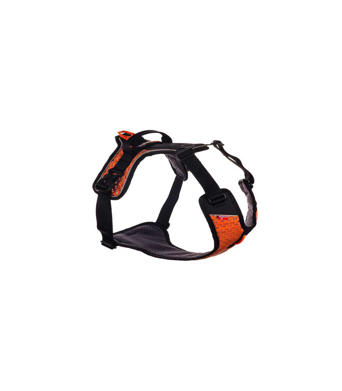 Non-stop dogwear Ultra Harness orange