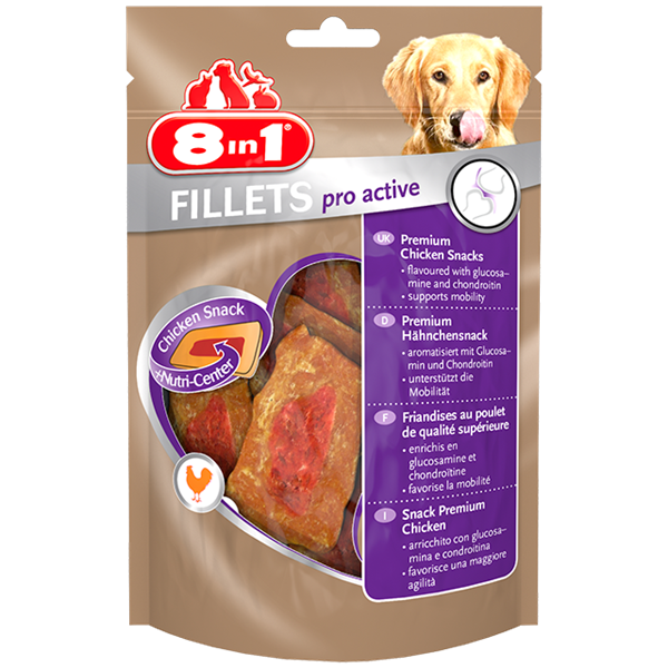 8in1 Fillets Pro, 80g