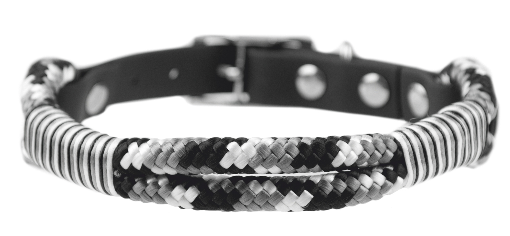 Emmy & Pepe Halsband ohne Perlen Steelhead