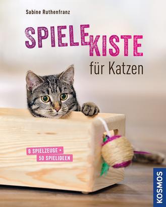 Kosmos - Spielekiste für Katzen