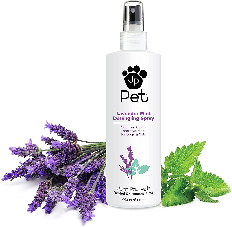 John Paul Pet® Lavender Mint Detangling Spray 236,6ml