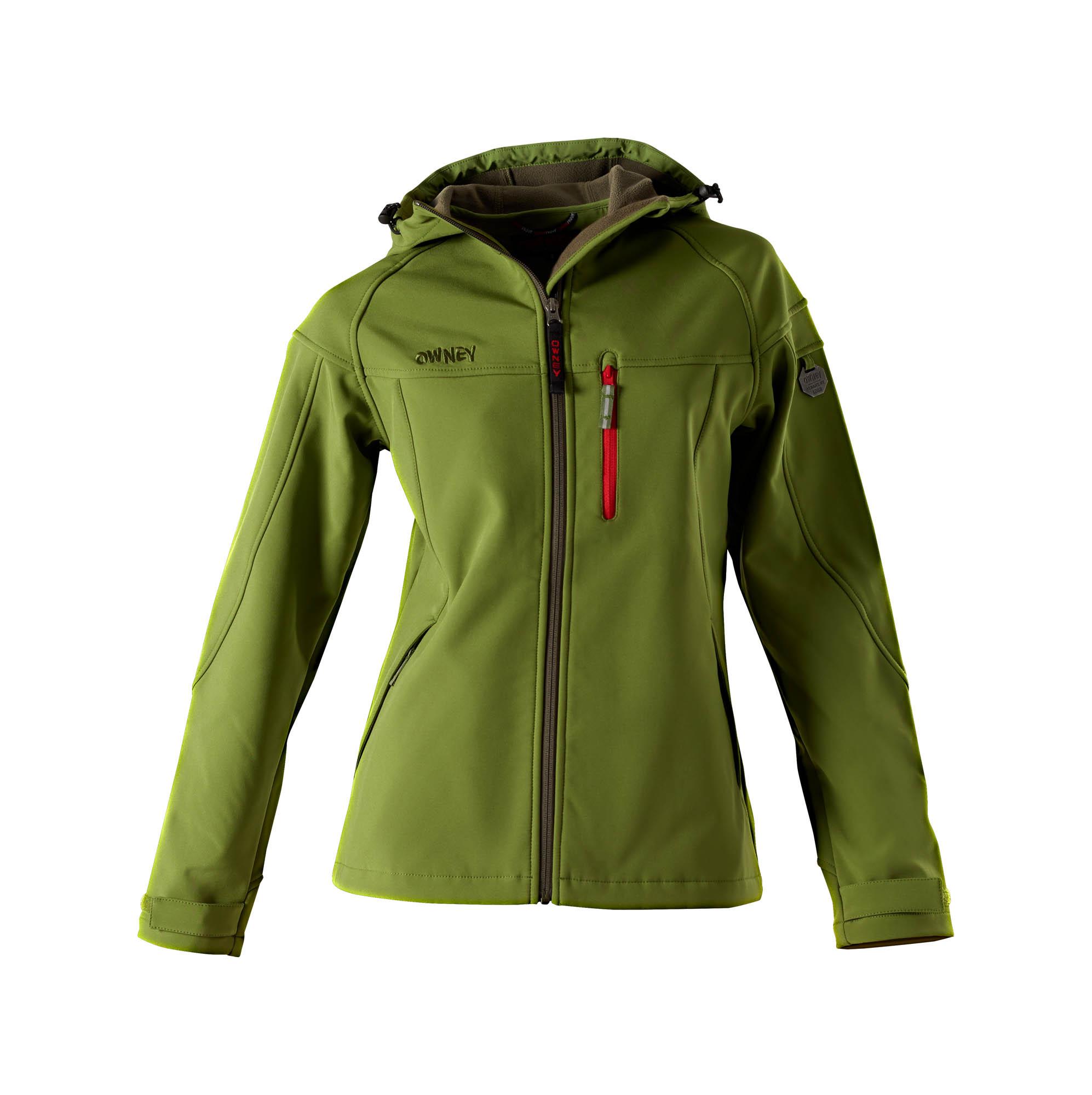 Owney Cerro Women Softshell Jacket