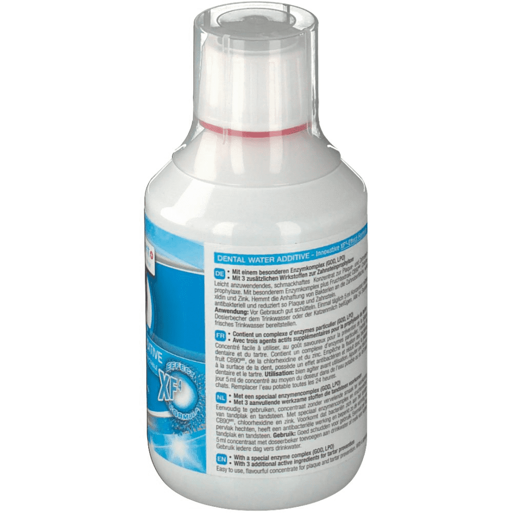 Bogadent Dental Water Additive Katze 250ml
