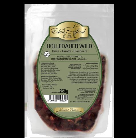 Edenfood BARF Menü Holledauer Wild 250g