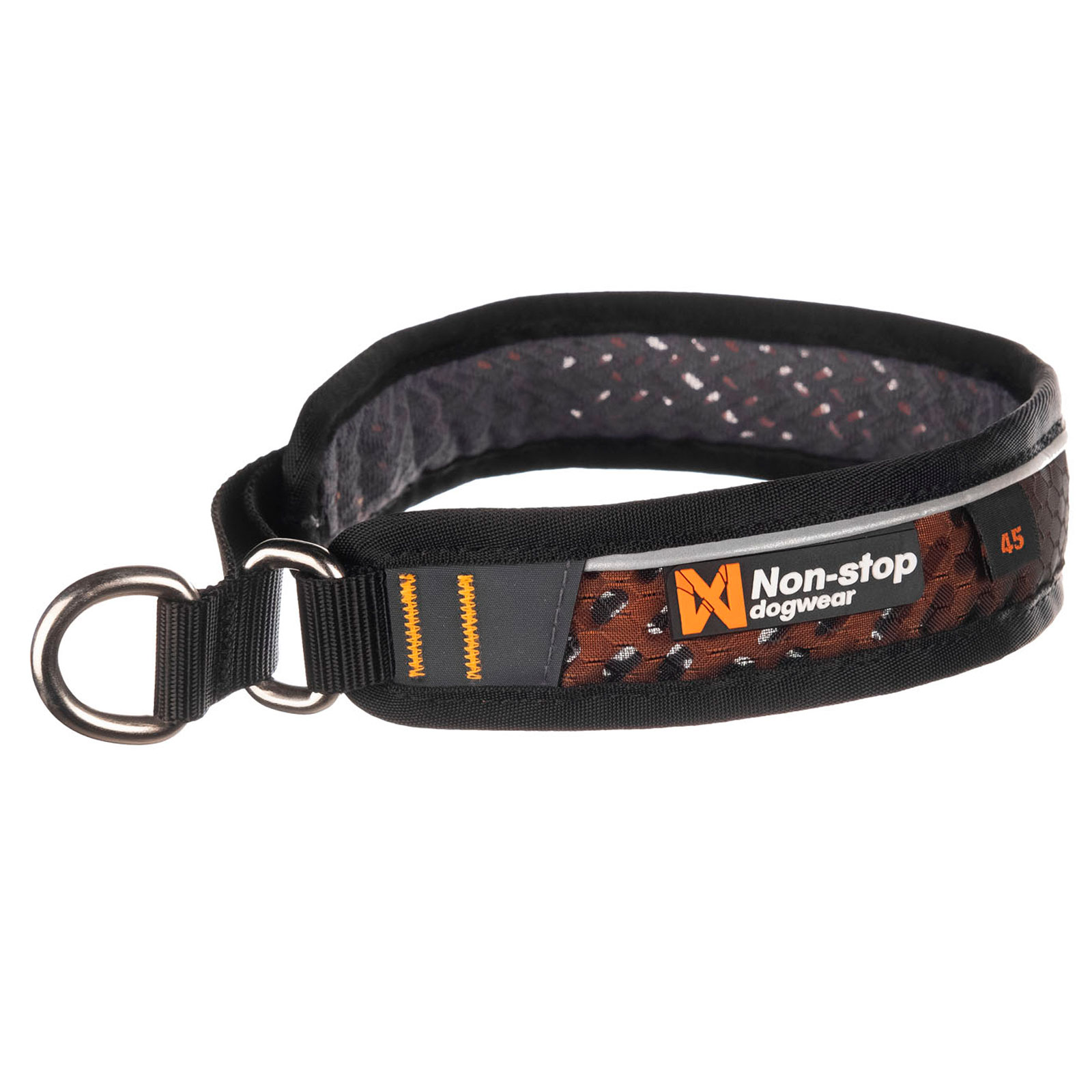 Non-stop dogwear Rock Collar black