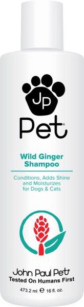 John Paul Pet® Wild Ginger Shampoo 473,2ml