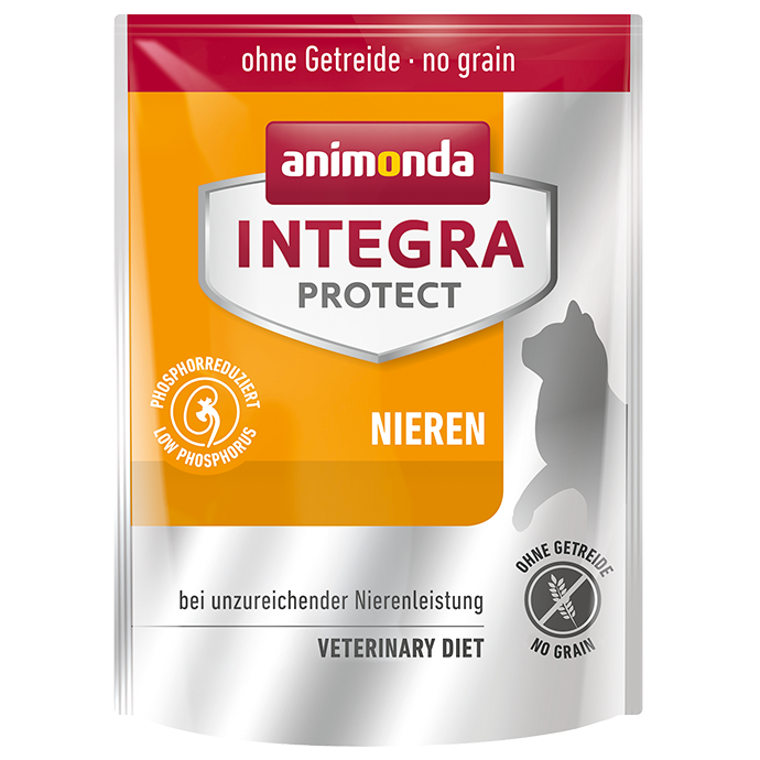 Animonda Integra Katze Trockenfutter Nieren getreidefrei 300g