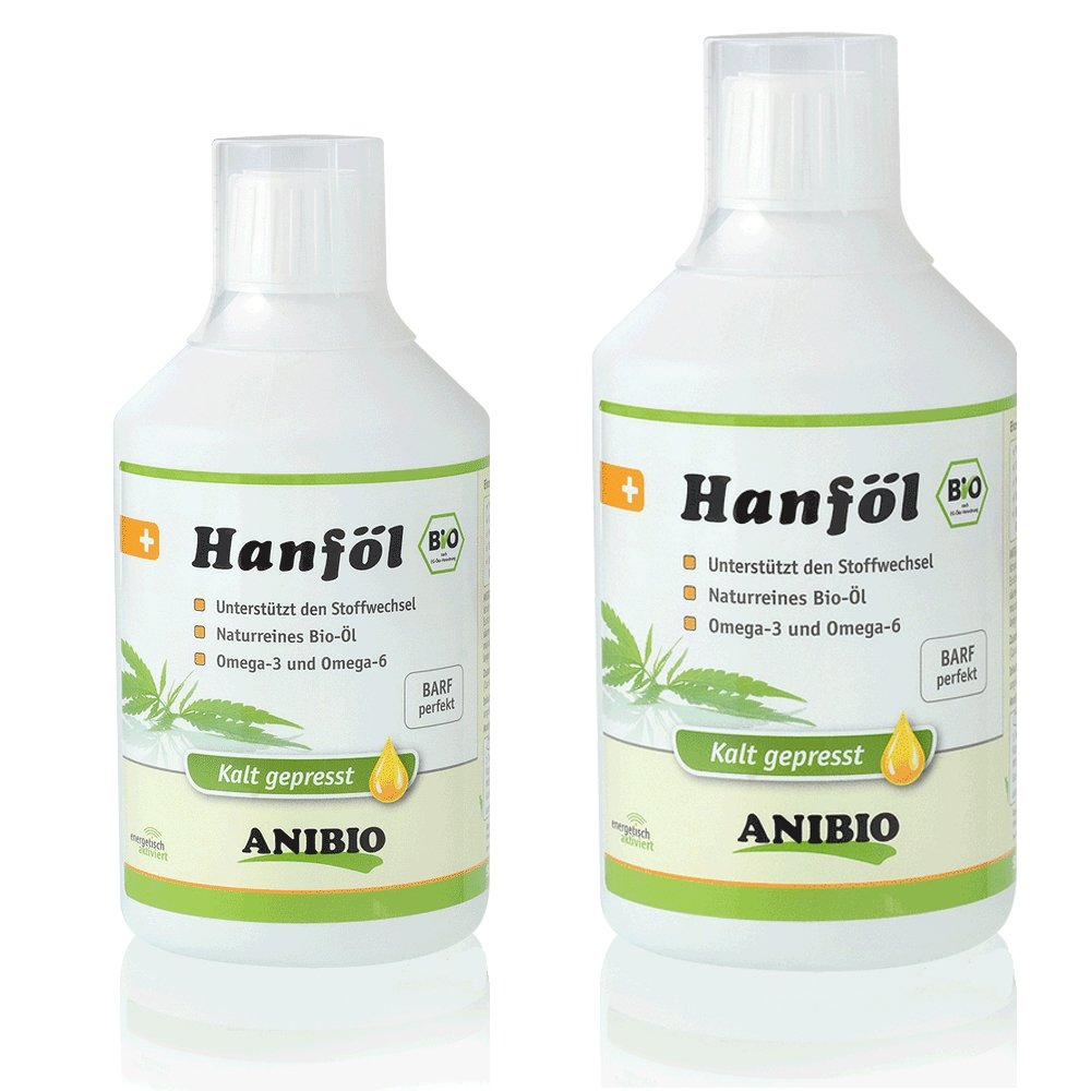 Anibio Hanf-Öl BIO