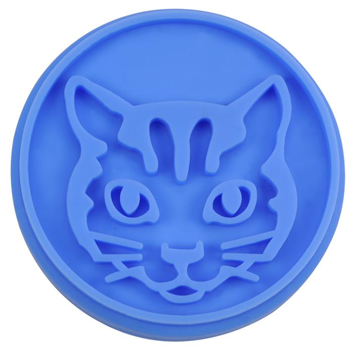 Blue Bug Keksstempel Katze