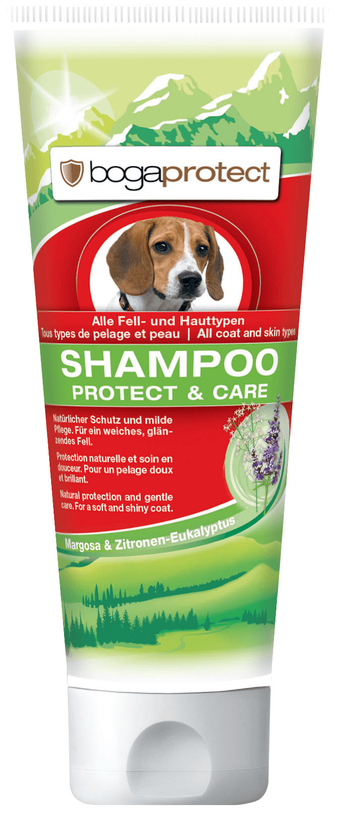Bogaprotect Shampoo Protect & Care 200ml