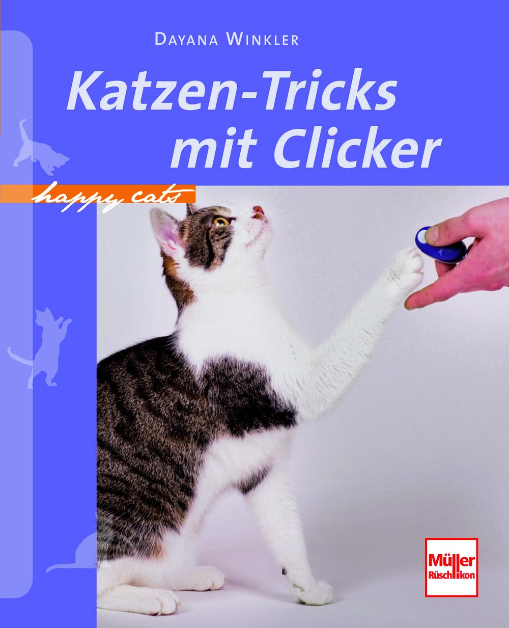 Müller-Rüschlikon - Katzen-Tricks mit Clicker