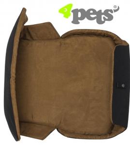 4Pets Dog Polster/Cushion Caree Smoked Pearl