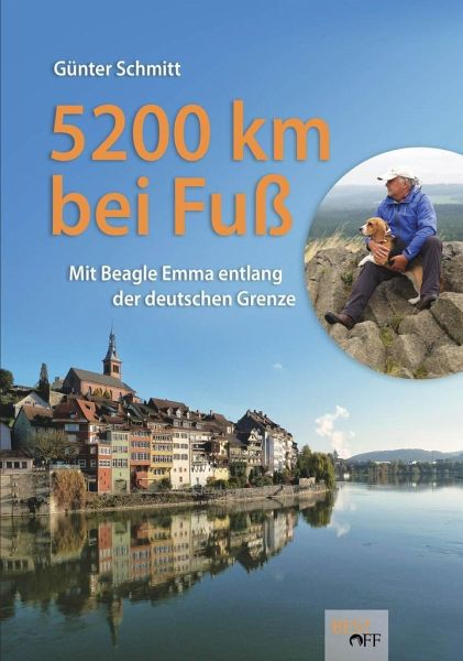 5200 km bei Fuß [Günter Schmitt]