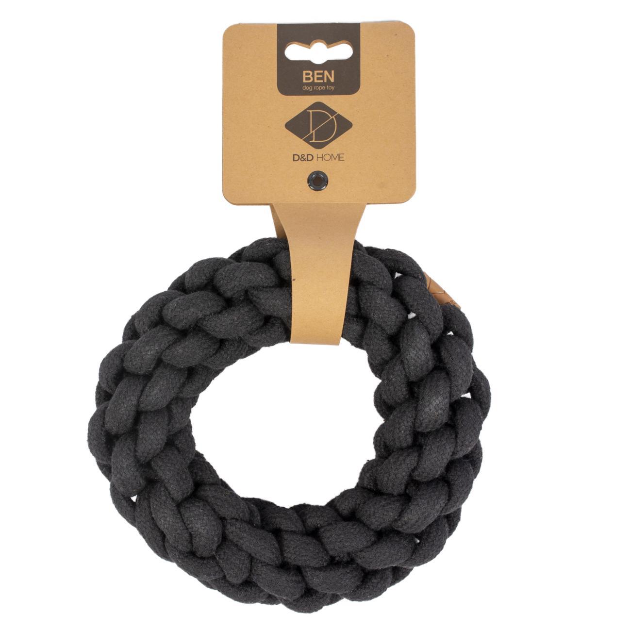 ebi Dog Toy Ben black