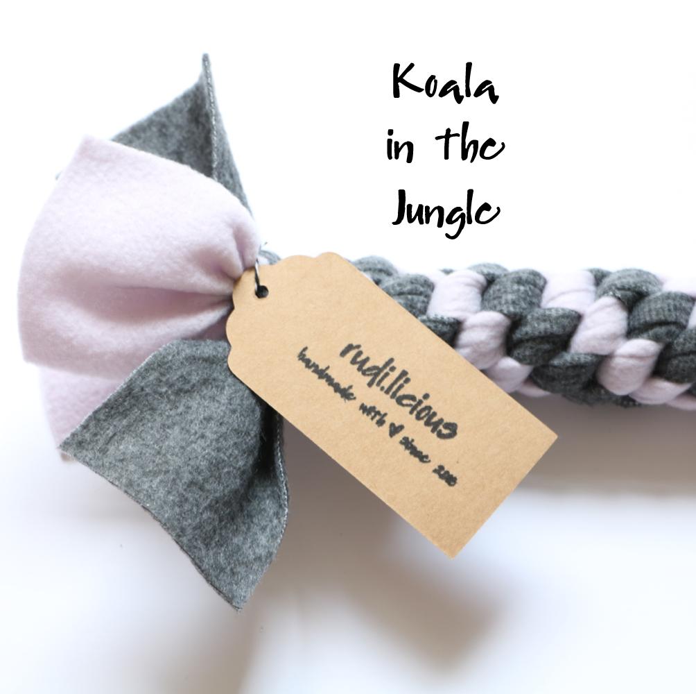 rudi.licious Öko-Tex Tauspielzeug Mini - Koala in the Jungle
