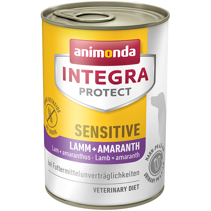 Animonda Integra Sensitive Lamm + Amaranth 400g
