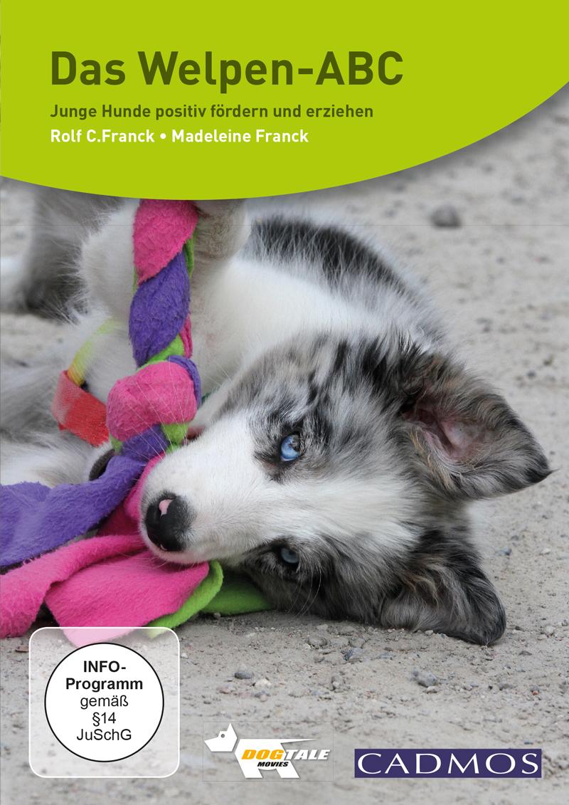 "Cadmos - DVD: Das Welpen ABC ""Franck"""