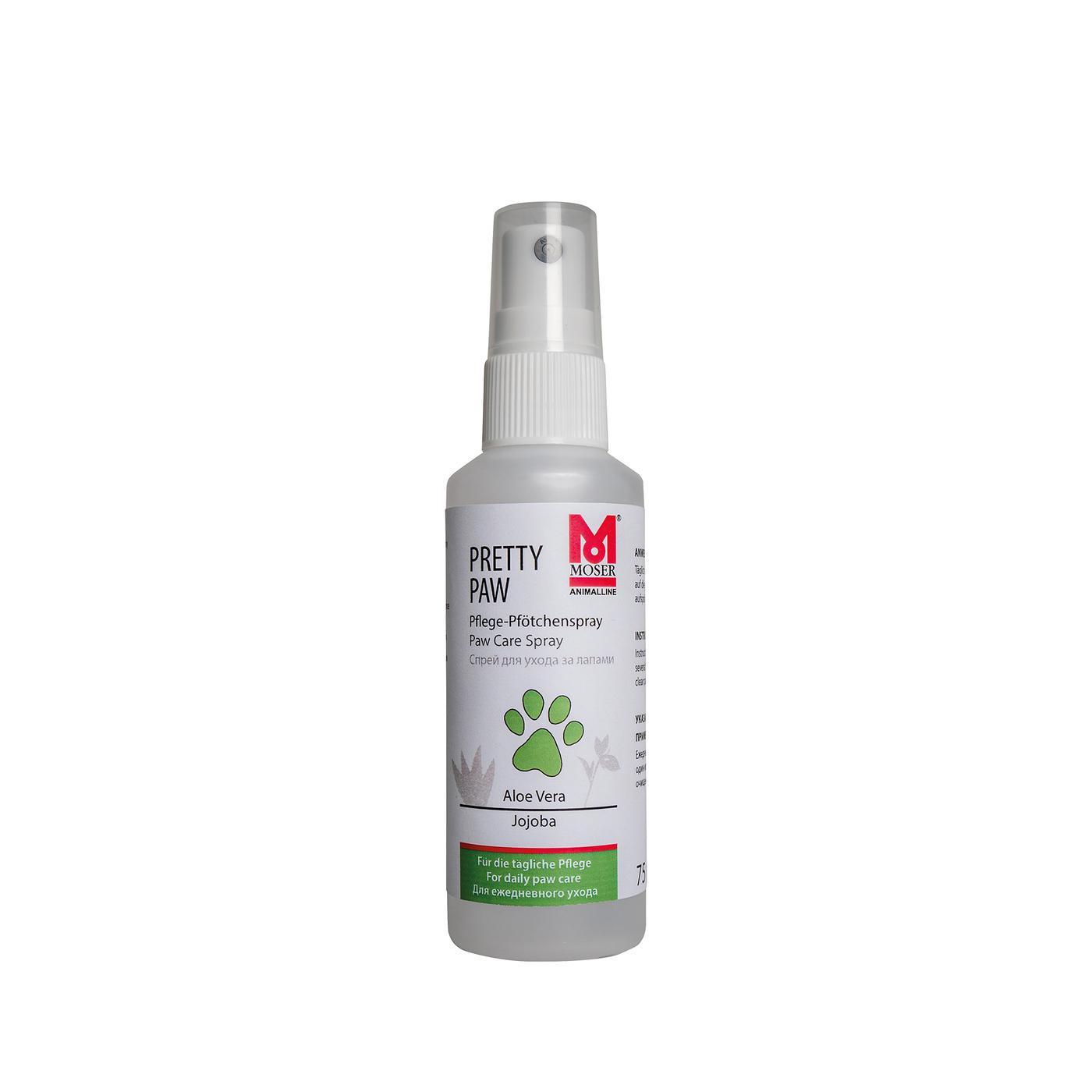 Moser Pfotenpflege-Spray Pretty Paw