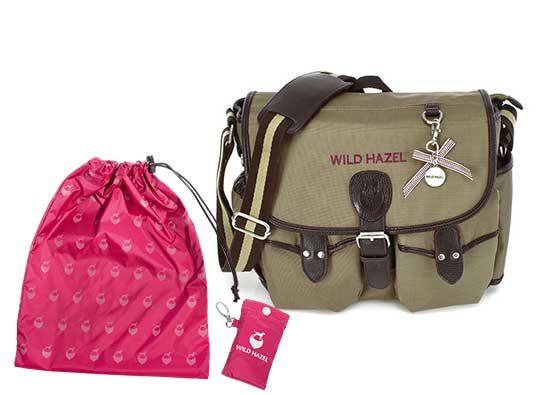 Wild Hazel - Hazels Große + Schmutzbeutel