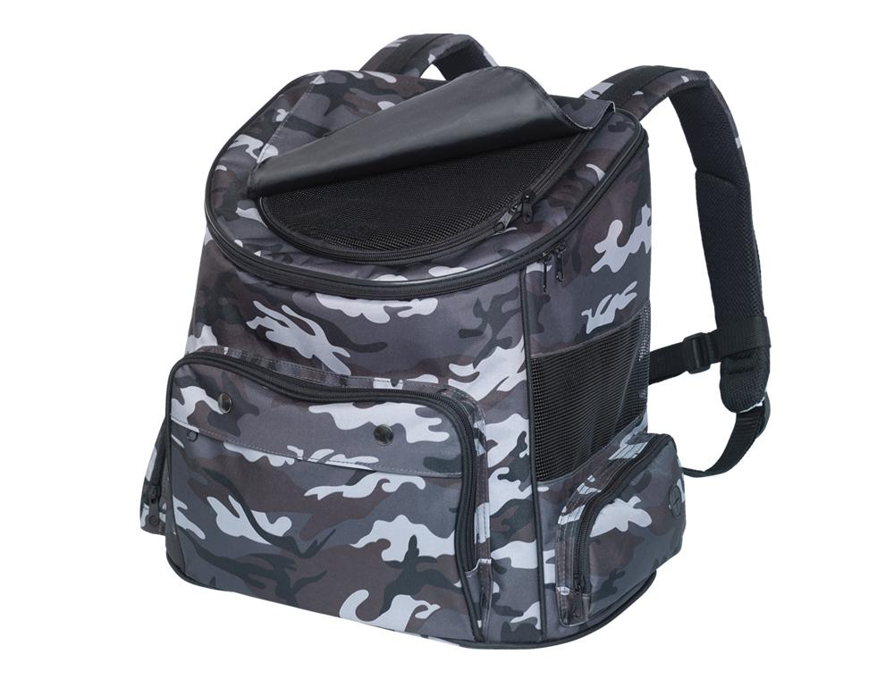 "Nobby Rucksack ""RUMEN"" 40x25x36cm camouflage"