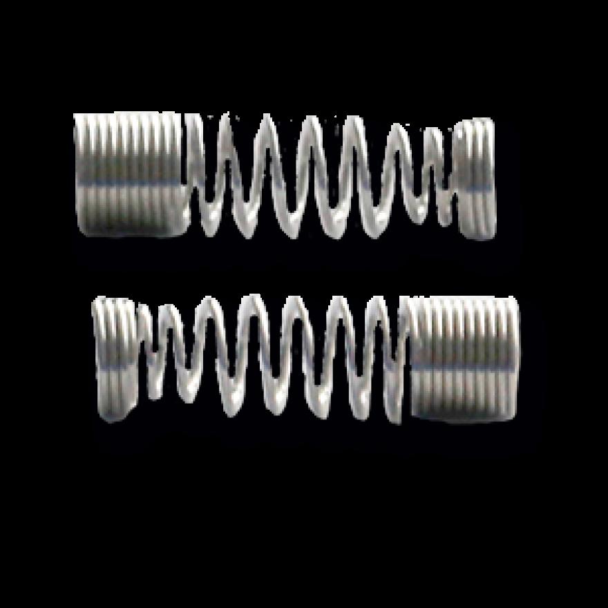 Batterie-Kontaktfedern 2 Stück