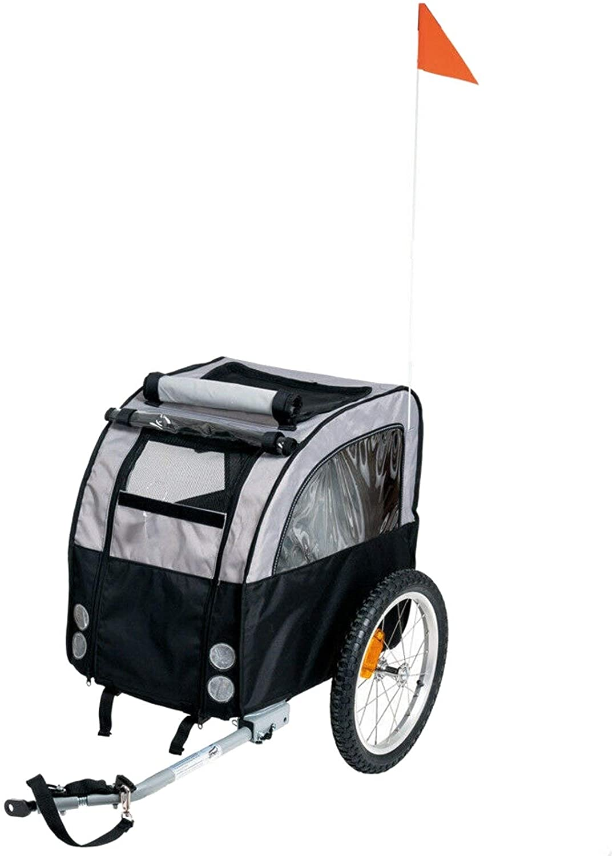 Karlie Doggy Liner Amsterdam, Teflon®, schwarz-grau