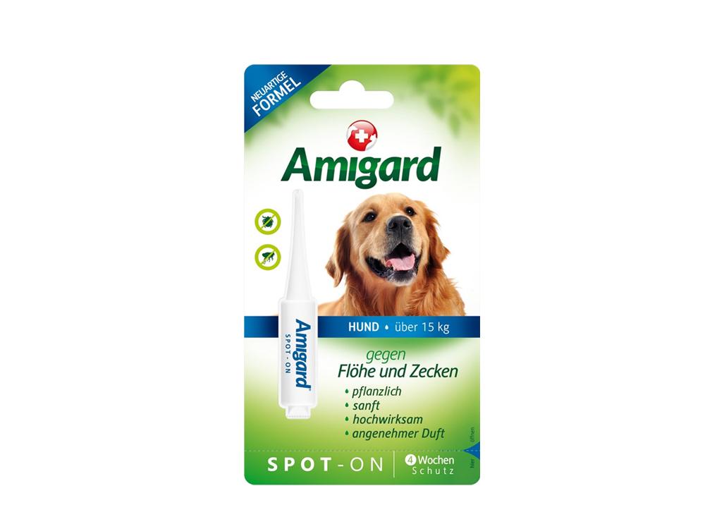 Amigard Spot-on Hund