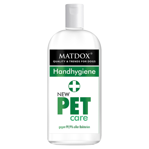 Matdox New PetCare Handhygiene 100ml