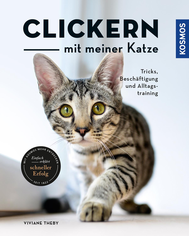 """Kosmos - Clickern mit meiner Katze """"Theby"""""""
