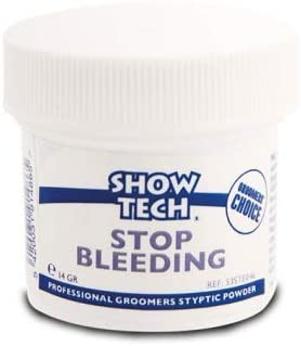 Show Tech Stop Bleeding Behälter