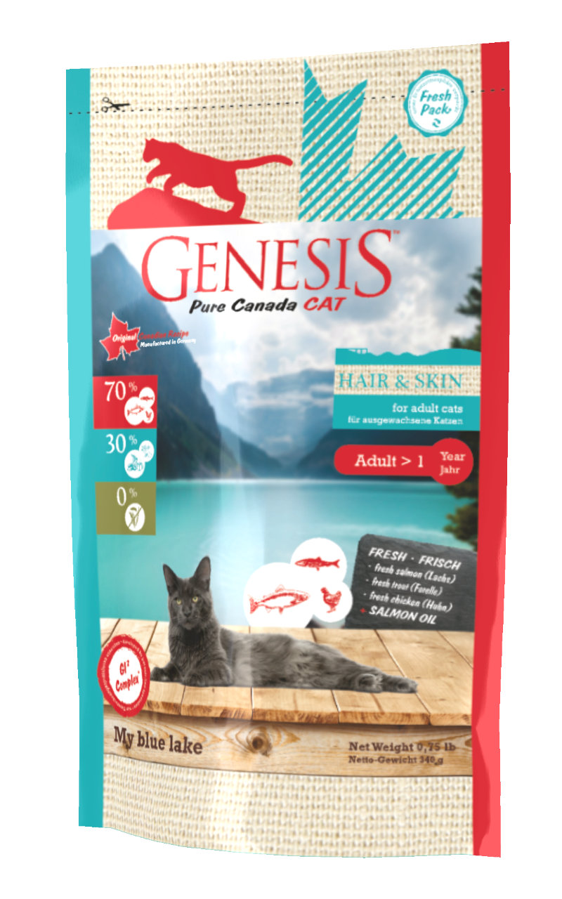 Genesis Cat my blue lake (Hair & Skin)