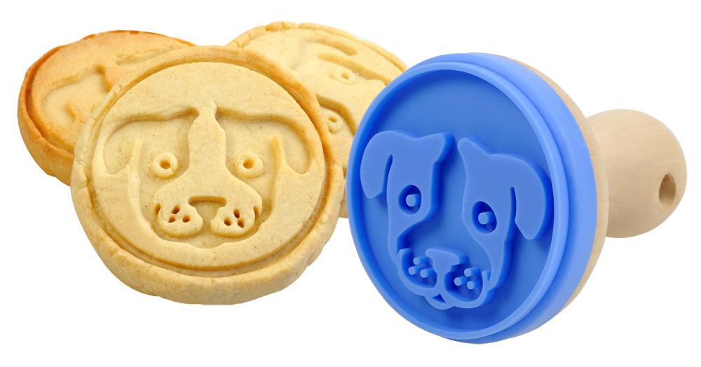 Blue Bug Keksstempel Hund