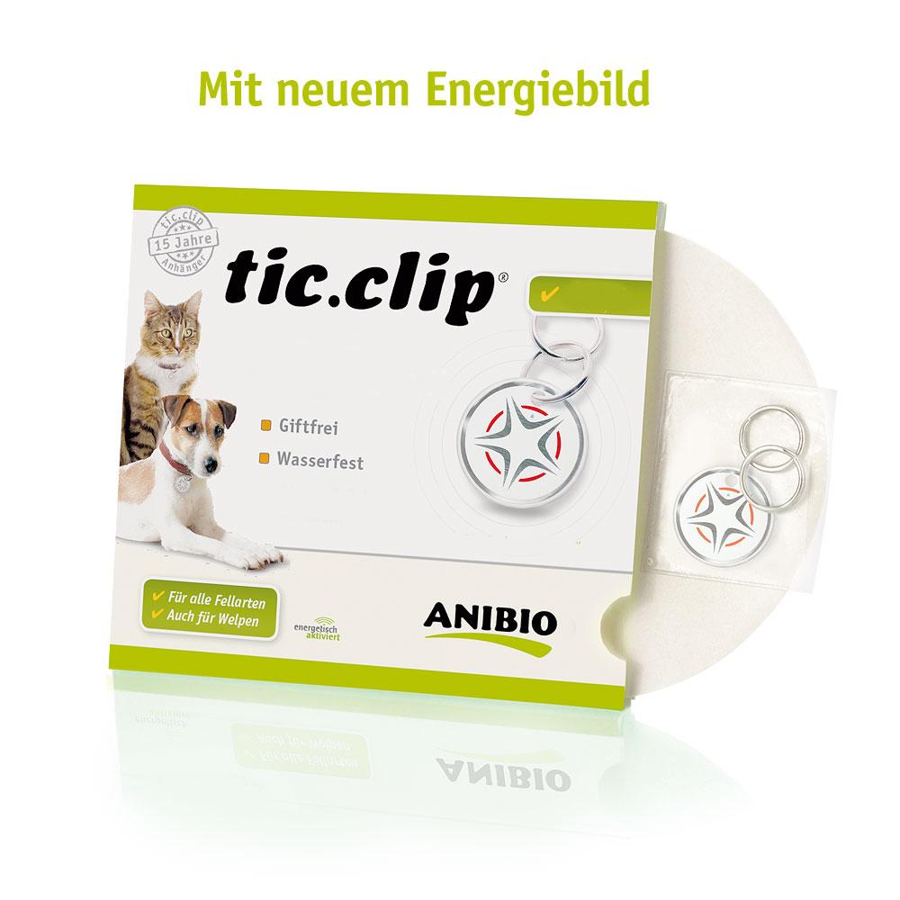 Anibio tic-clip Zecken-Anhänger