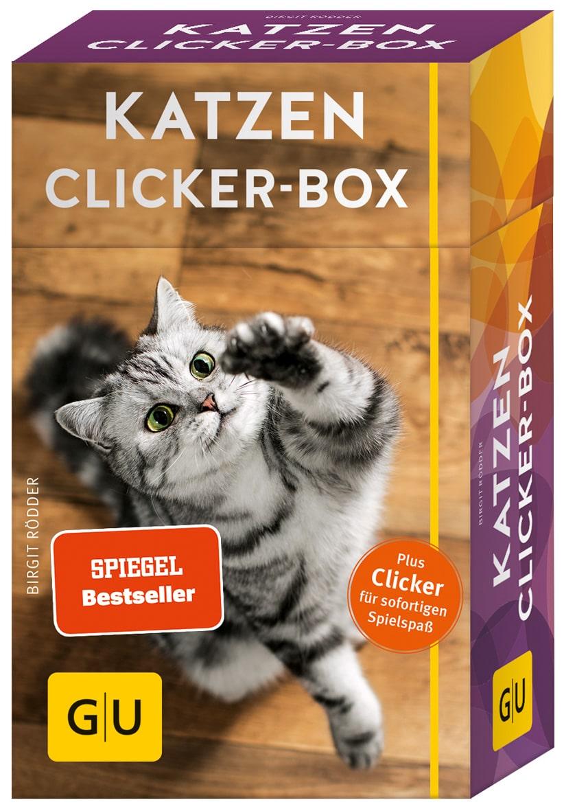 Katzen-Clicker-Box [Birgit Rödder]
