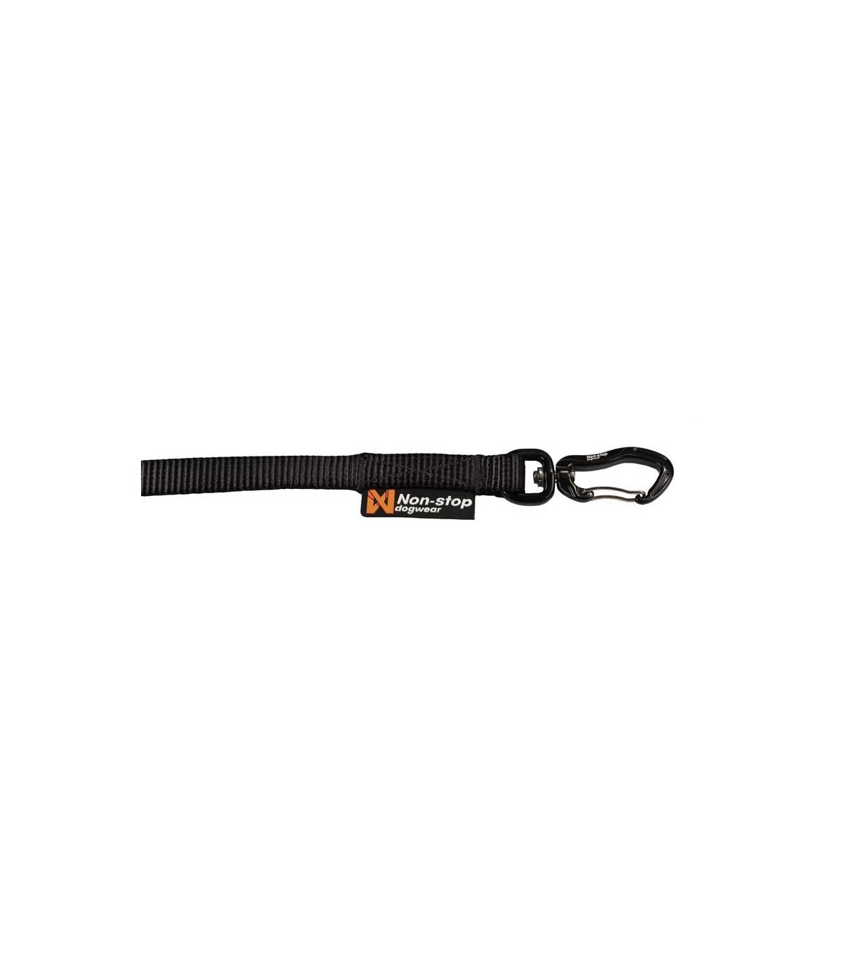 Non-stop dogwear Rock Leash, black