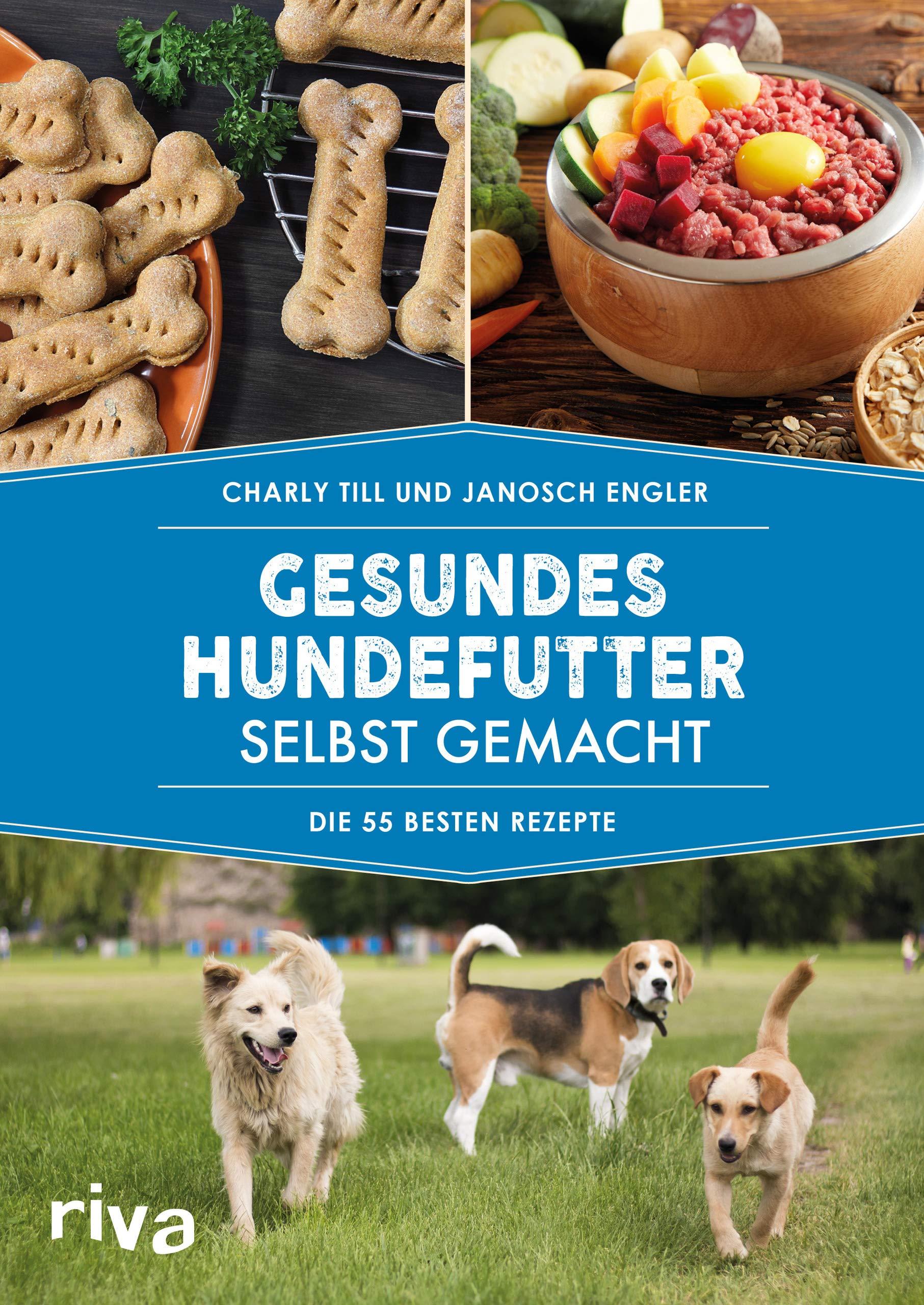 "Gesundes Hundefutter selbst gemacht ""Charly Till"""