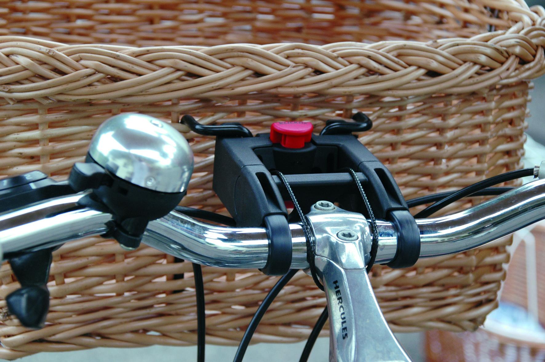 Aumüller Fahrradkorb komplett für KLICKfix